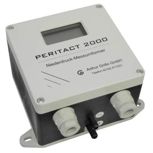 Low differential pressure transmitter - Peritact2000
