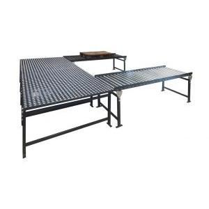 Tables à billes de manutention