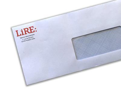 Intégral Print votre imprimeur d'Enveloppes Courrier