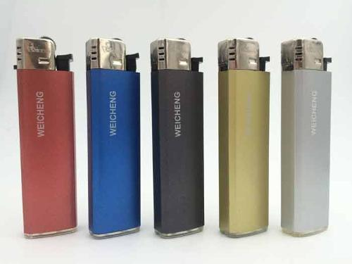 Metal color Multangule Lighter