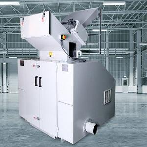 Thermoforming Granulator Machine