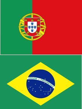 Traductions de portugais brésilien et européen