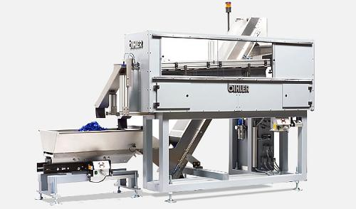 Unidad de alimentación de tornillo - max. 30 m/min | ZSK