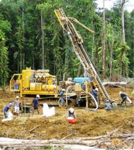 Gold Mining & Exploration