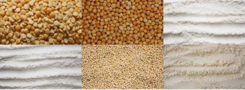 Пшеница твердая, мука горохова,пшеничная, горох колотый