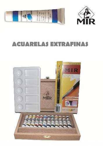 MIR Acuarelas extrafinas