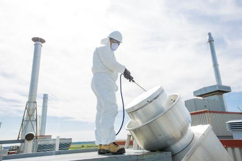 Pulizie tecniche industriali e monitoraggio processo di lavaggio