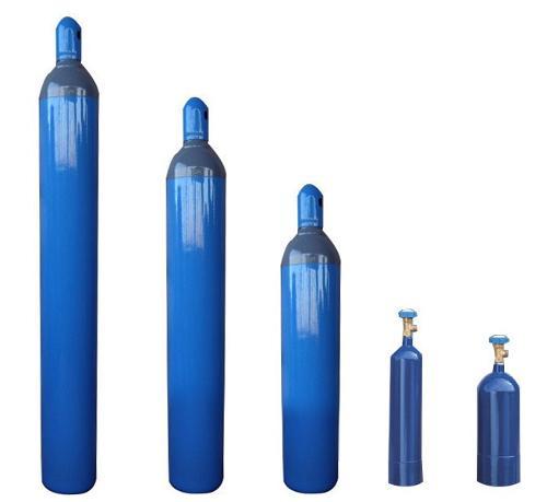 Medische zuurstofcilinder (Leeg)