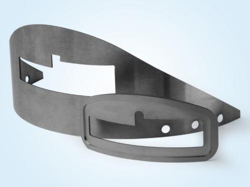 Shieldings made of tungsten and tungsten composite materials