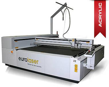 CO2 laser machine for acrylic