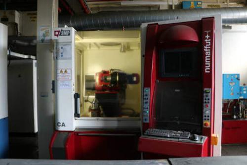 SMP NUMAFFUT+ CA3 Werkzeugschleifmaschine