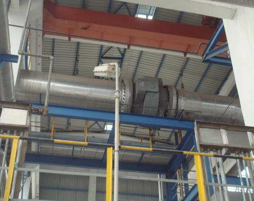 High pressure expansion joint of Polyethylene