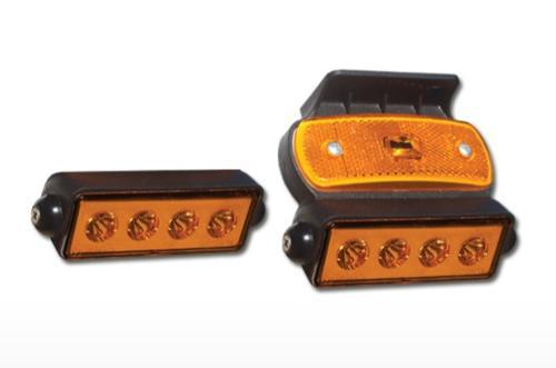 Downlights para automoveis
