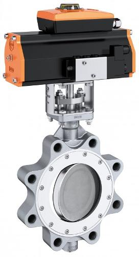 High performance valve type HP 114