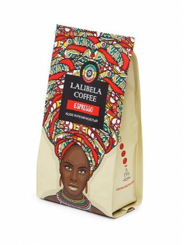 Ground coffee, ESPRESSO