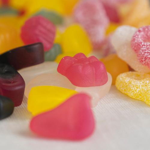 Vegan Gummy Cherries