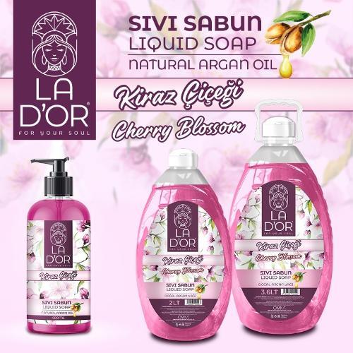 liquid soap - cherry blossom