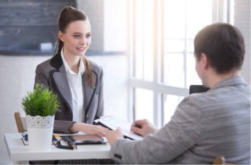 Valutazione di persone d'azienda