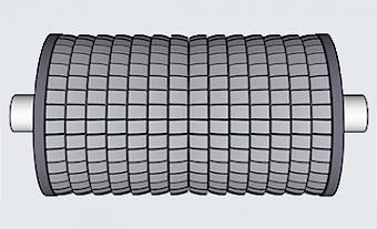Spreader Rollers - Type BR (Basic Roller)