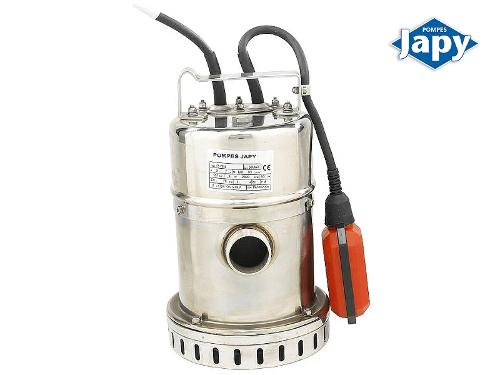 Submersible pump for cellar drainage