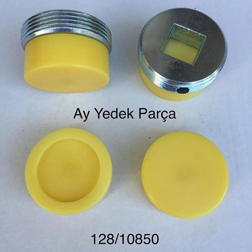 Pad lower wear yellow