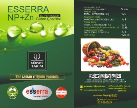 ESSERA NP + Zn