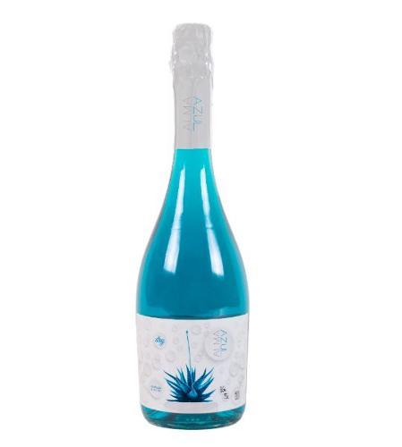 ALMA AZUL SPARKLING CHARDONNAY - blue sparkling wine