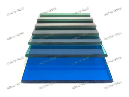 Bronze/Grey/Blue/Green Laminted Glass