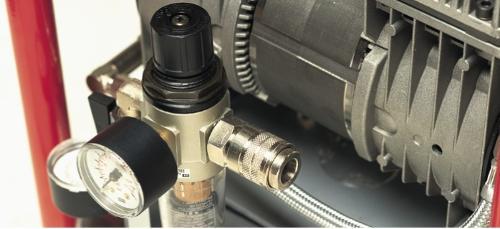 Junair compressor onderhoud