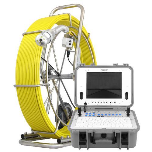 Caméra d'inspection rotative
