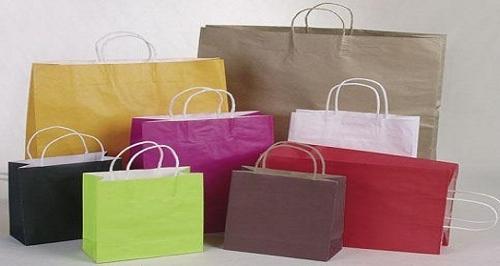 Sacs de luxe pour magasin