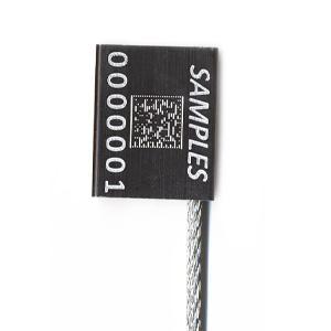 Scellé de sécurité métallique