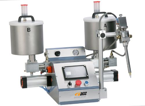Mixing & Dispensing Equipment for Silicones