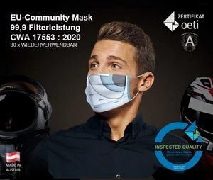 EU Community Mask Plasma