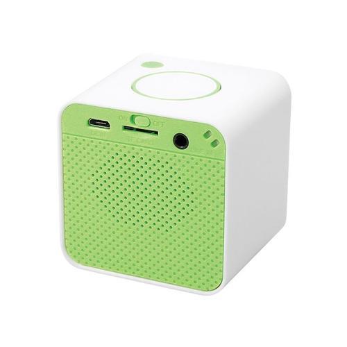 Enceinte Bluetooth Mini Cube