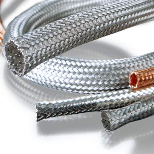 Shielding braid