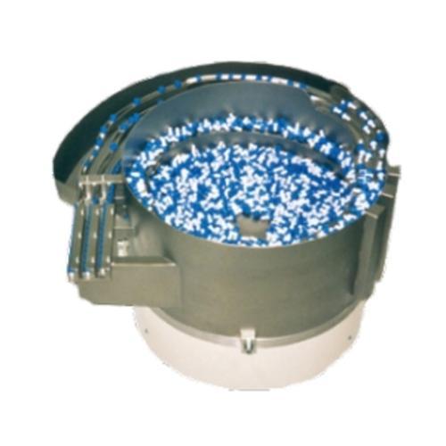 Teilesortierung für Kunststoffbolzen