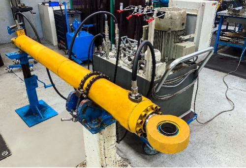 Hydraulikzylinder Reparatur