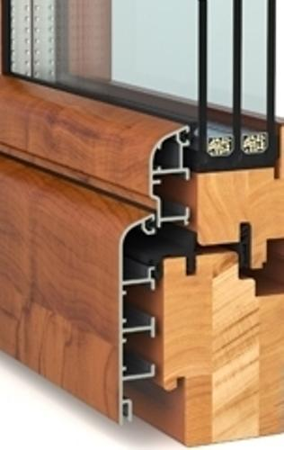 Fenster Holz-Alu