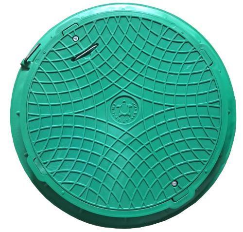 Люк полимерный канализационный 1,5т
