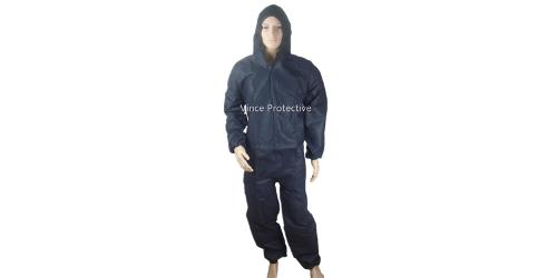 PP Black Coverall