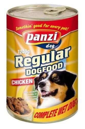 Консервы для собак с курицей, 415г