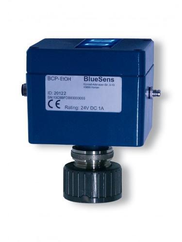 BCP-Ethanol Gas Analysator