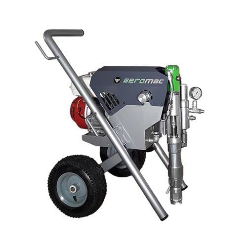 Hydraulic Texture Sprayer TG560 GEROMAC