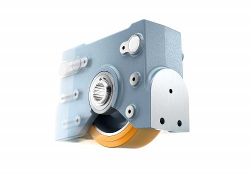 Demag wheel block - LRS series