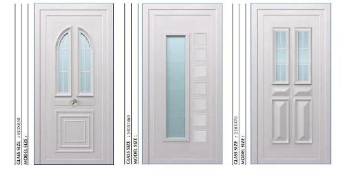 PVC THERMO DOORS