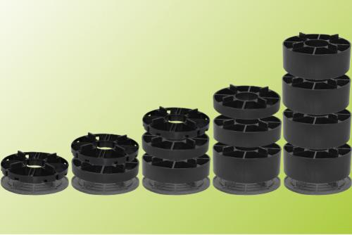 Stackable Support System