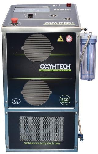 Descarbonizadora OXYHTECH MAXI