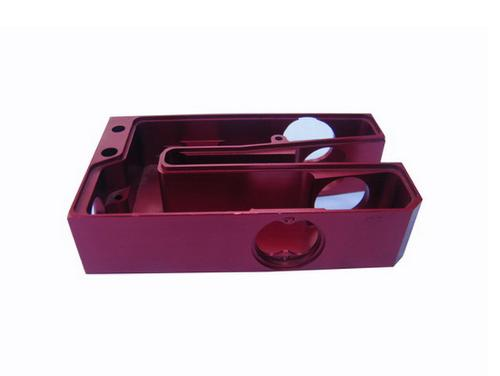 Customized Aluminum machined parts
