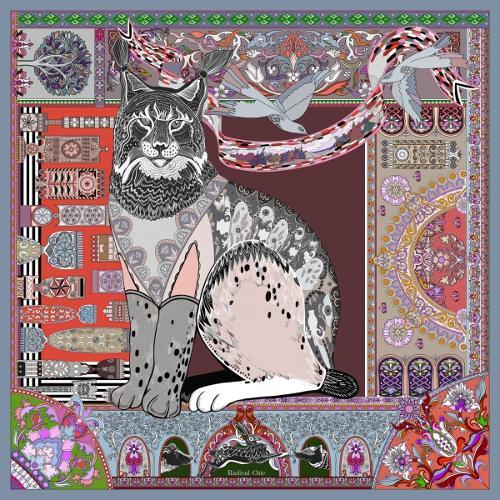 Scarf Lynx